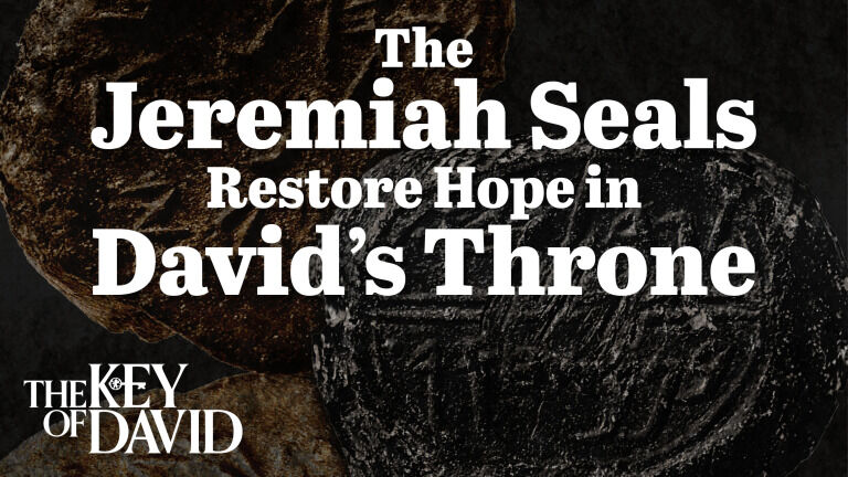 The Jeremiah Seals Restore Hope in David's Throne