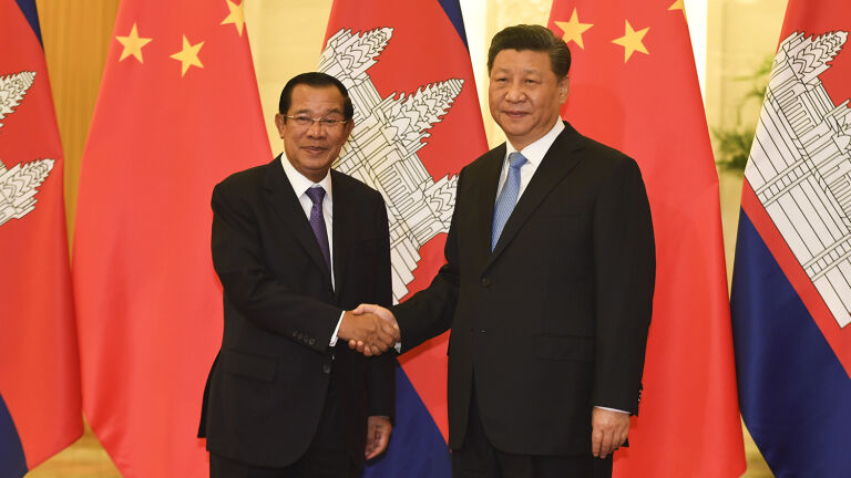 Has Cambodia Just Become a De Facto Colony of China?