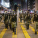 China Threatens Intervention in Hong Kong