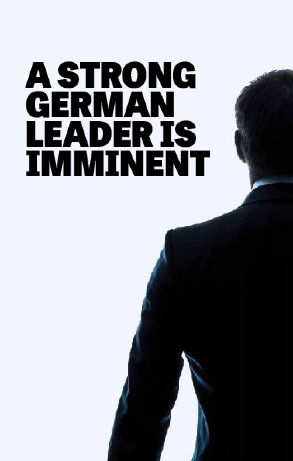 Strong Deutsch