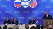 Russia and U.S. Back Israel's Right to Strike Iran in Iraq