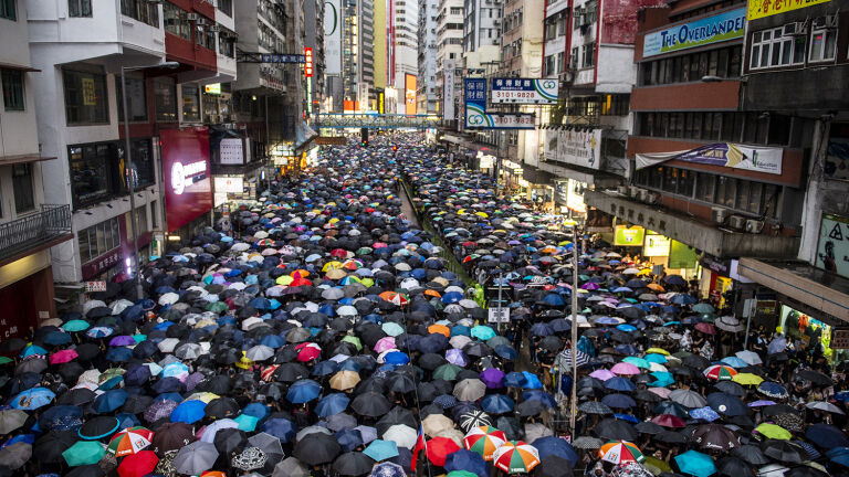 Three Takeaways From Hong Kong's Battle Against China