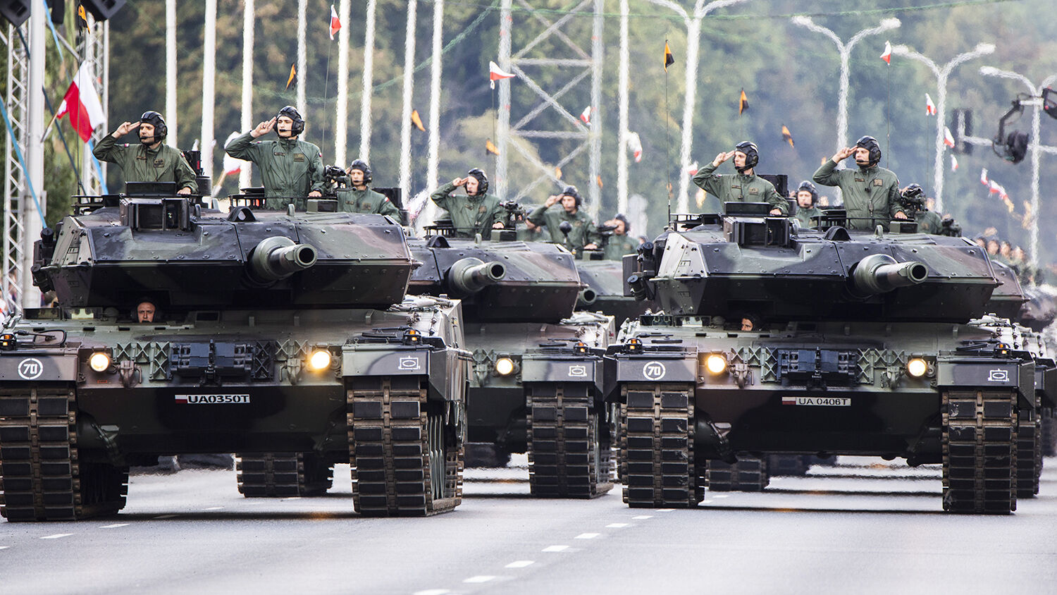 80 Years On: German Tanks Are Reentering Poland | theTrumpet com