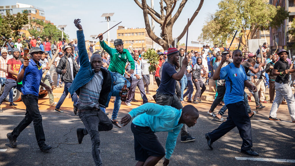 South Africas Revolution: What are Marxists Fighting for?