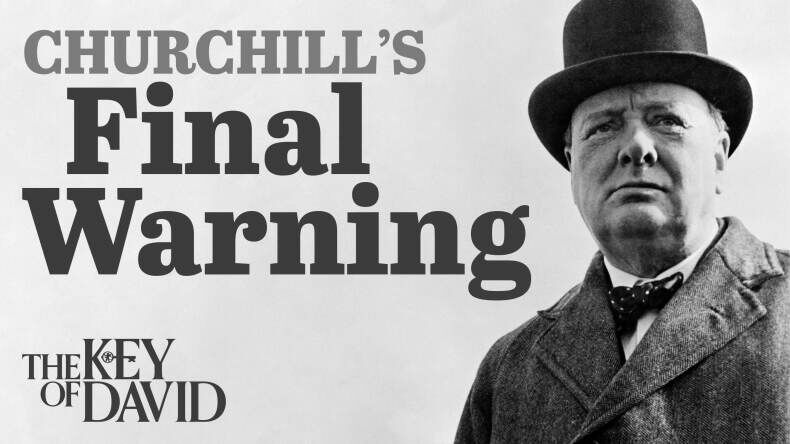 Churchill's Final Warning