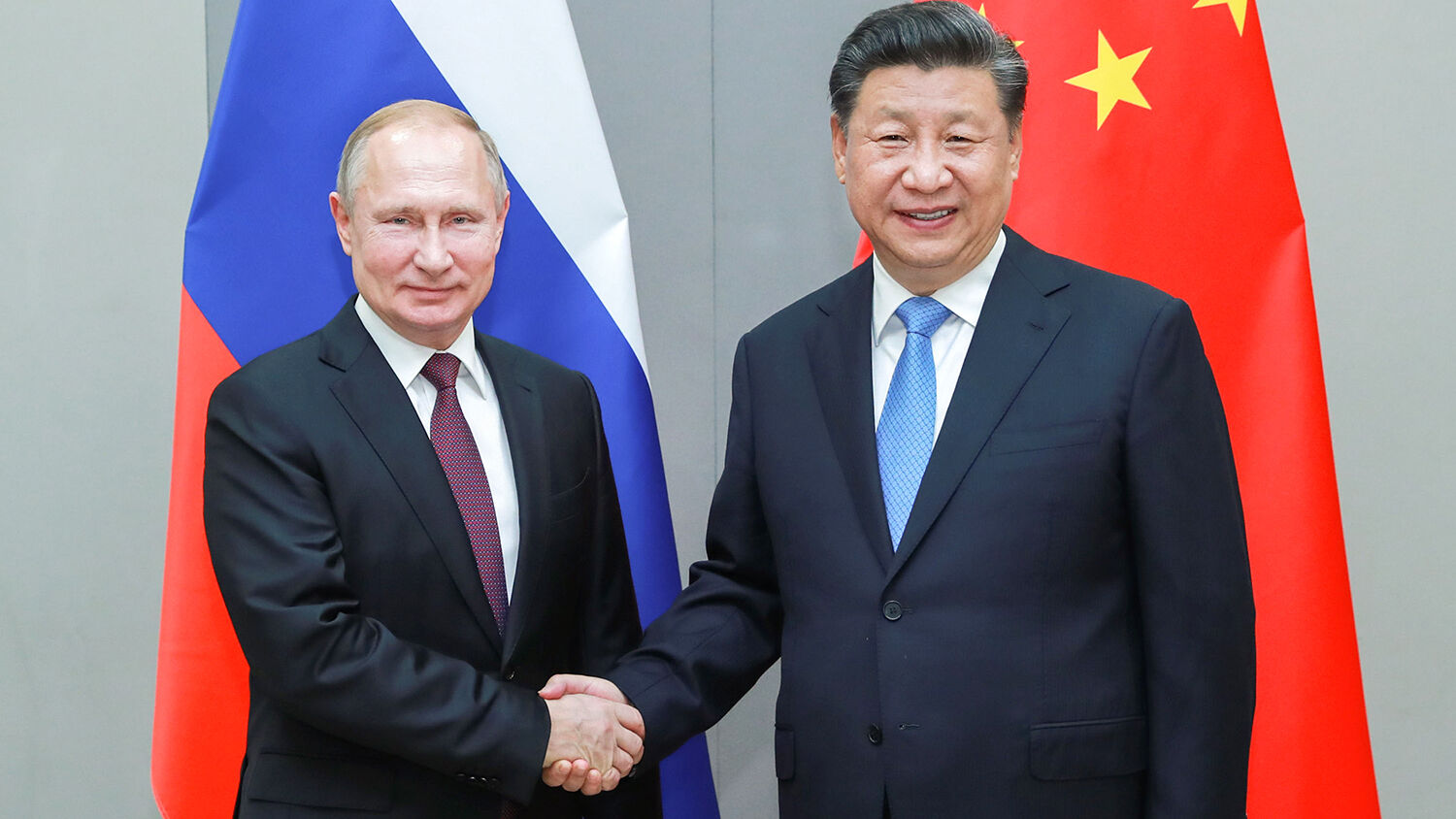 Image result for Only the Russia And China Can Stop The American