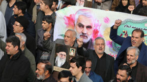 President Trump Takes Out Iranian Strongman