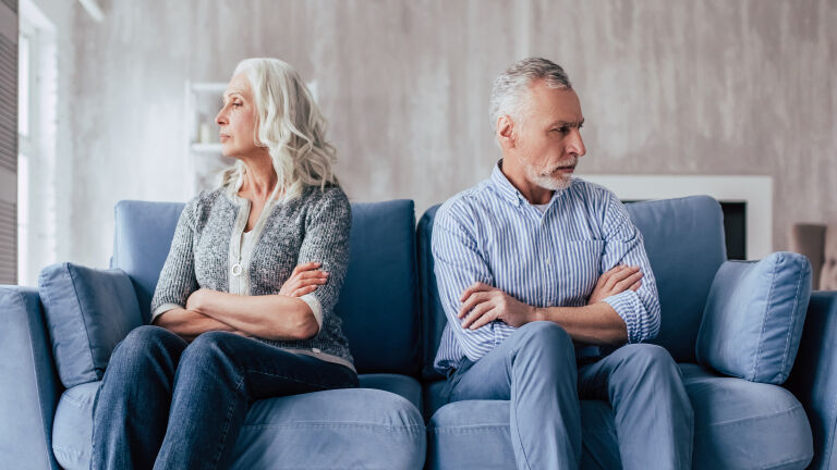 The Tragedy of Gray Divorce—It's Not About Finances