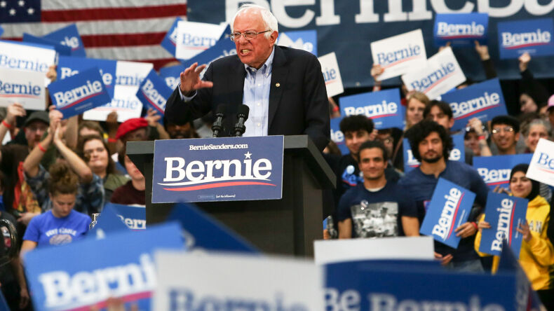 Bernie Sanders Staffer Calls for Violent Revolution