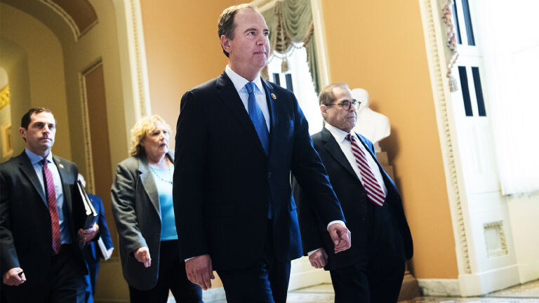 Media Dazzled by Chairman Schiff's Oratorical 'Virtuosos'