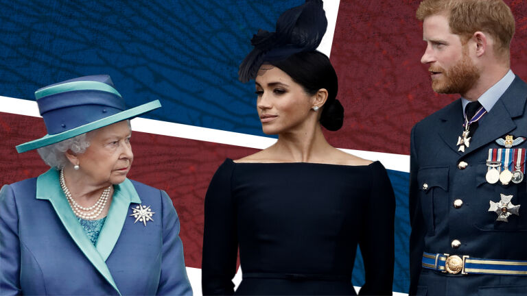 Royal Family Divides Britain