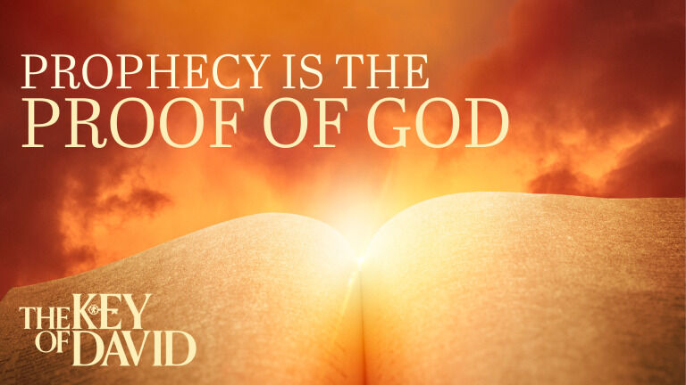 Prophecy Is the Proof of God