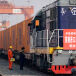China-Europe Freight Train Traffic Is Full-Steam Ahead
