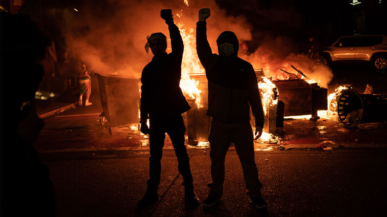 Seattle Mayor Compares Antifa Takeover to a Block Party
