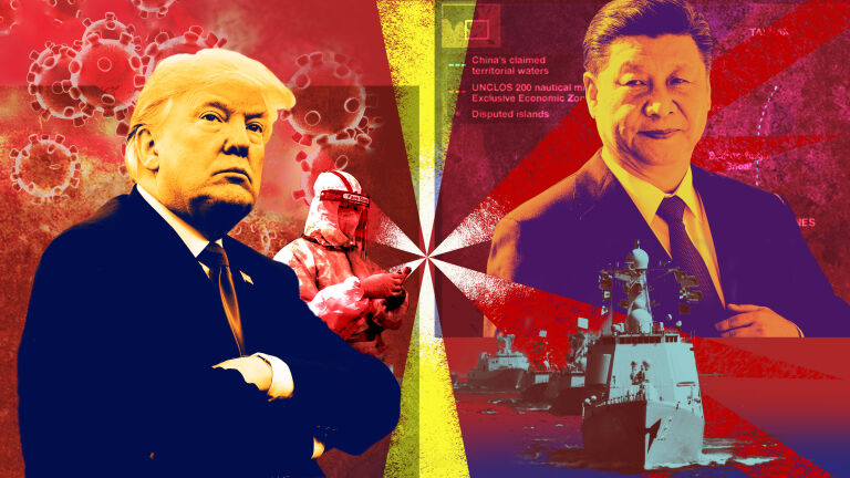 Where Is the China-America Clash Leading?
