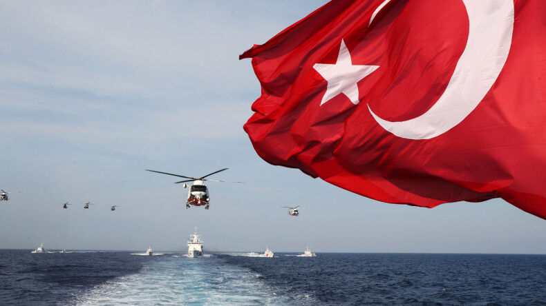 Germany Empowers Turkey's Navy