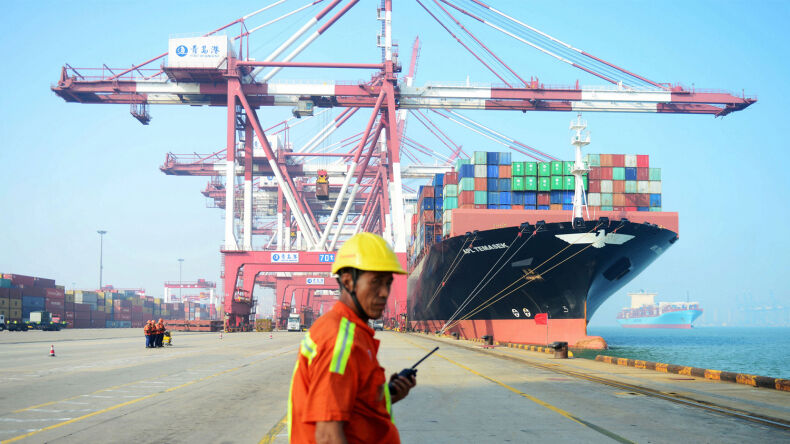 China Forms World's Largest Free-Trade Bloc