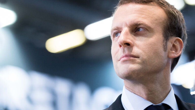 Macron Insists on an Independent European Defense