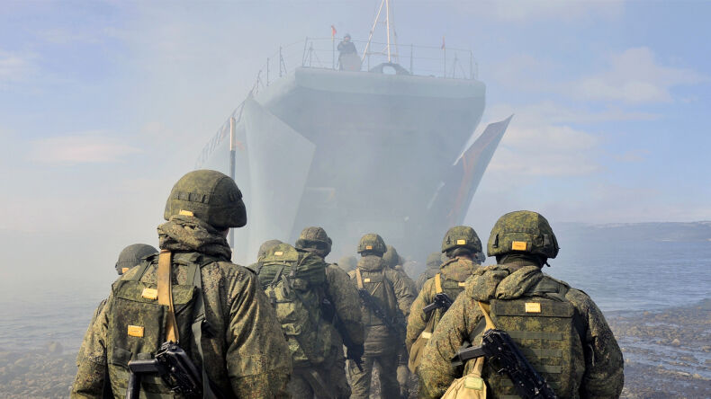 Russia's Militarization of the Arctic Accelerates