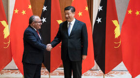 China's Dangerous Deal With Papua New Guinea