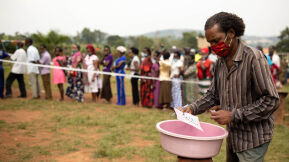 Evidence of Voter Fraud—in Uganda, and President Trump's Positive View of American History