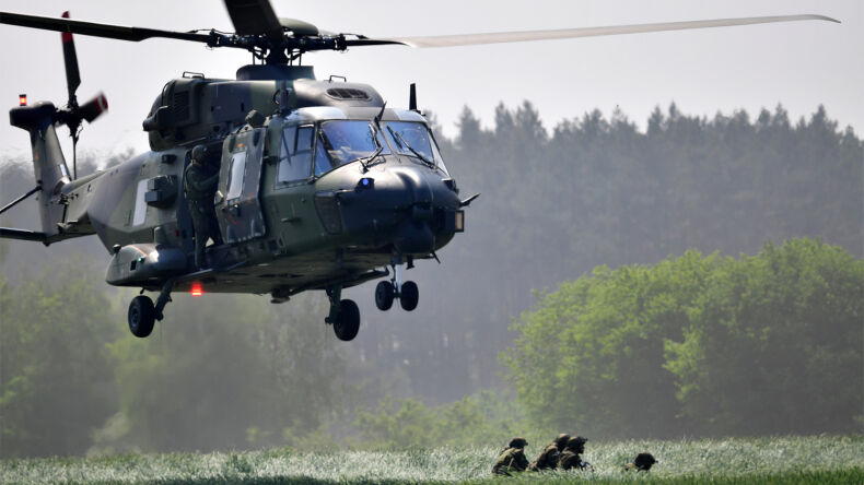 German Military Receives Another Record Boost