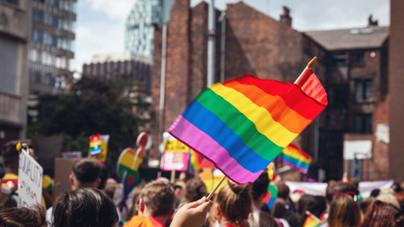 Generation Z in America and Britain Is Turning LGBT