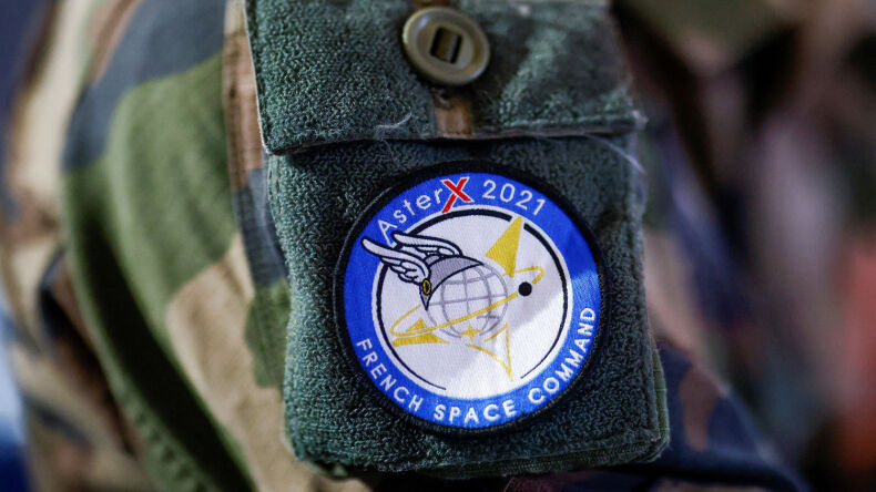 France Holds First Military Space Exercise