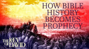 How Bible History Becomes Prophecy