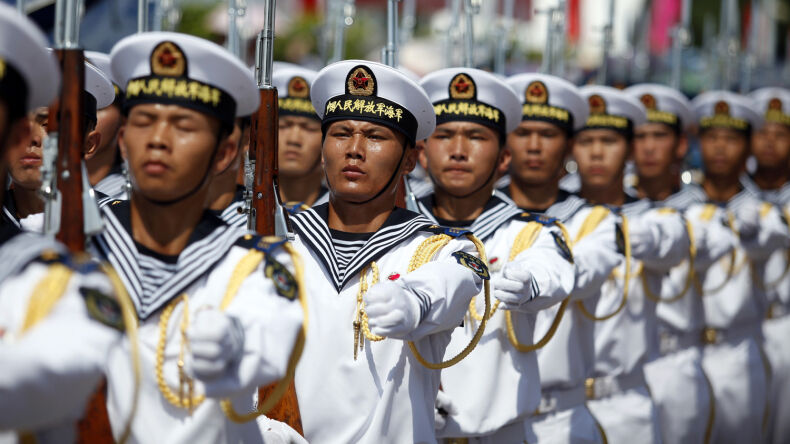 Chinese Missiles Can Reach the Entire American Continent