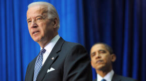 Obama: Biden Is There to Finish the Job