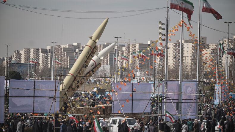 Southern Iraq: Iran's Missile Launching Pad